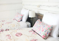 МАРУСЯ Бутик отель | Иркутск | Мамай Стандартный двухместный номер с 1 кроватью или 2 отдельными кроватями