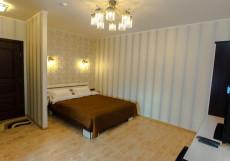 Хижина | г. Петропавловск | Железнодорожный вокзал | Бесплатный Wi-Fi Улучшенный двухместный номер с 1 кроватью