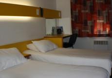 Hotel Quick Palace Tours | Кюик Паласе Тоурс | замки Луары | сауна | Двухместный номер с 2 отдельными кроватями