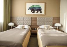 Green Which Hotel | г. Петропавловск | Драматический театр им. Погодина | Бассейн Двухместный номер Делюкс с 1 кроватью или 2 отдельными кроватями