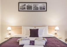 Mercure Tours Centre Gare et Congrès | Меркуре Тур Центр Гар  Тур | центр города | прачечная Привилегированный двухместный номер с 1 кроватью и диваном-кроватью