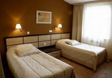 Гранд-отель Восток | Стерлитамак | парк Кирова | оздоровительный центр | Стандартный двухместный номер с 2 отдельными кроватями