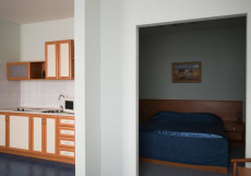 Zapolyarnaya stolica | Заполярная столица | Нарьян-Мар | река Городецкая | бильярд | Улучшенный двухместный номер с 1 кроватью