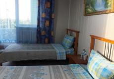 АНГЕЛ ИНН | Костенки Двухместный с двумя отдельными кроватями и балконом