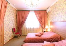 СОВЕТСКАЯ | г. Липецк, центр Стандарт двухместный (2 кровати)