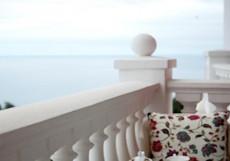 Онегин Терраса Апартаменты с 1 спальней и балконом