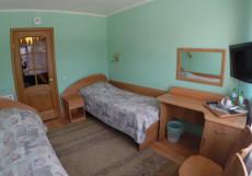 Кузбасс | Кемерово | река Томь | конференц-зал | Двухместный номер с 2 отдельными кроватями