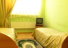Шахтер | Кемерово | центр спорта Шахтер | парковка | Двухместный номер эконом-класса с 2 отдельными кроватями