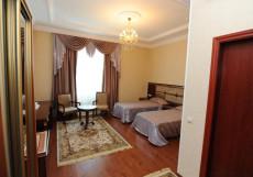 Эдельвейс | Черкесск | парк Покровской церкви | конференц-зал | Двухместный номер с 2 отдельными кроватями