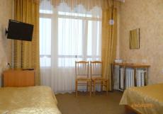 САНАТОРИЙ ТАРХАНЫ | г. Пятигорск, центр | Лечение включено | Wi-Fi Двухместный (2 односпальные кровати, лечение включено)