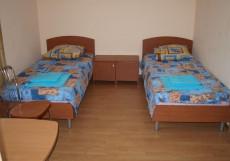 БАЗА ОТДЫХА КОЛУМБ | п. Термальный, Камчатский край Бюджетный двухместный (2 кровати)