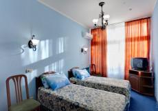 САНАТОРИЙ ПОЛТАВА   г. Саки, Крым (3-разовое питание  Лечение включено) Комфорт двухместный (2 кровати, лечение включено)