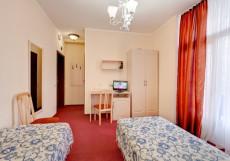 САНАТОРИЙ ПОЛТАВА   г. Саки, Крым (3-разовое питание  Лечение включено) Комфорт (кровать в общем номере, лечение включено)