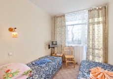 САНАТОРИЙ ПОЛТАВА | г. Саки, Крым | Wi-Fi | Лечение включено Стандарт (кровать в общем номере, лечение включено)