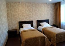 Viktoriya | Виктория | Ачинск | стадион Строителей | сауна | Двухместный номер эконом-класса с 2 отдельными кроватями