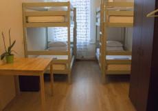 Якорь и Штурвал | Санкт-Петербург | река Нева | прачечная | Кровать в общем 6-местном номере для женщин