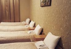 Отель Ланселот | Санкт-Петербург | набережная р. Фонтанка | Бассейн Четырехместный номер эконом-класса