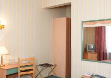 ТУРИСТ | г. Москва, возле ВВЦ | м. Ботанический сад Стандарт двухместный (1 кровать)