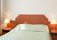 ТУРИСТ | г. Москва, возле ВВЦ | м. Ботанический сад Стандарт (2 спальни с двуспальными кроватями)