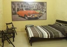 ЦЕНТРАЛЬНЫЙ ГОСТЕВОЙ ДОМ Двухместный делюкс с одной кроватью и дополнительная кровать
