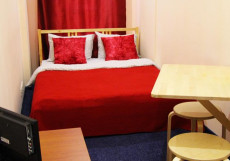 ЛАРГУС | м. Таганская | Wi-Fi | Парковка Бюджетный двухместный (1 кровать)