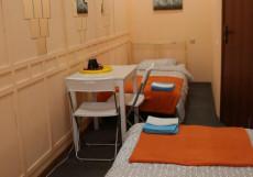 ЛАРГУС | м. Таганская | Wi-Fi | Парковка Бюджетный двухместный (2 кровати)