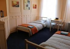 ЛАРГУС | м. Таганская | Wi-Fi | Парковка Стандарт двухместный (2 кровати)