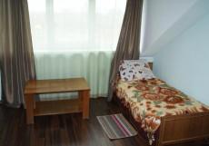 КРАСНЫЙ ХУТОР Гостевой дом | Малые бобры Бюджетный двухместный с двумя отдельными кроватями