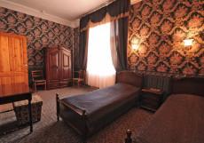 Север - Sever Inn Просторный двухместный номер с 2 отдельными кроватями