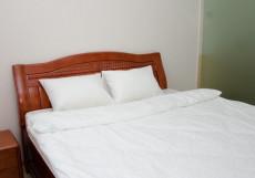 У ГОРЫ ВОЛЧИХА | Флюс Бюджетный двухместный с одной кроватью