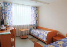 ДРУЖБА | Хабарское | Дзержинск Стандартный двухместный с двумя отдельными кроватями