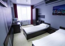 СИТИ | Комсомольск-на-Амуре | Пивань Двухместный комфорт с двумя отдельными кроватями