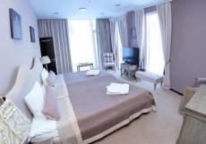 ФИАГДОН АРТ ОТЕЛЬ | Цей | Худикус Двухместный с двумя отдельными кроватями и балконом