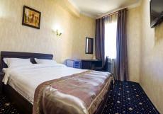 ЕВРОПА | г. Хабаровск, 10 минут от центра | Оздоровительный центр | Wi-Fi | С завтраком Улучшенный двухместный (1 кровать)