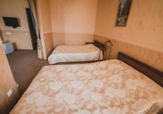 ПОДКОВА | Омск | Красная горка Двухместный класса люкс с двумя отдельными кроватями