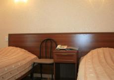 Конгресс Центр Рубин | Томск | Академгородок Двухместный комфорт с двумя отдельными кроватями