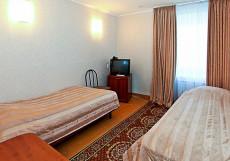 Конгресс Центр Рубин | Томск | Академгородок Стандартный двухместный с двумя отдельными кроватями