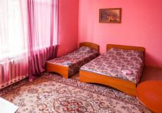ЖАР ПТИЦА | Омск | Спортландия Улучшенный двухместный с двумя отдельными кроватями