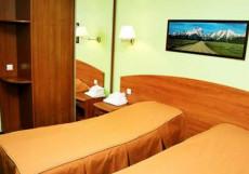 МЕЧТА ПАРК-ОТЕЛЬ | Миллениум | Крутая горка | Омская область Двухместный с одной кроватью или двумя отдельными кроватями