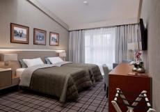БРАЙТОН | м. Динамо | сауна | парковка | баня Улучшенный двухместный (1 двуспальная или 2 односпальные кровати)