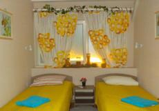 АЙПРОСПАЛИ | м. Курская Бюджетный двухместный с двумя отдельными кроватями
