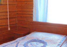 БАЙКАЛ МИНИ-ОТЕЛЬ | п. Хужир | Парковка | Сауна Эконом двухместный (1 двуспальная или 2 односпальные кровати)
