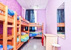 НАПОЛЕОН | м. Китай-город Койко-место в общем шестиместном номере для женщин с общей ванной комнатой