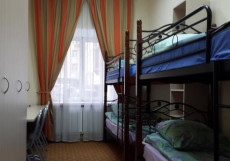 КОМФОРТ ПАРК | м. ВДНХ Койко-место в общем четырехместном номере для женщин