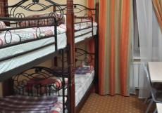 КОМФОРТ ПАРК | м. ВДНХ Койко-место в общем четырехместном номере для мужчин и женщин