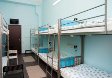 HOLLYWOOD | м. Перово Койко-место в общем десятиместном номере для мужчин