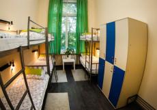 HOLLYWOOD | м. Перово Койко-место в общем шестиместном номере