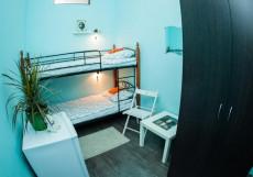 HOLLYWOOD | м. Перово Койко-место на двухъярусной кровати в общем номере