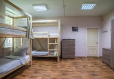 ЕСЕНИН ХОСТЕЛ | м. Красносельская Койко-место в общем восьмиместном номере для мужчин