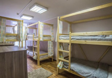 ЕСЕНИН ХОСТЕЛ | м. Красносельская Койко-место в общем номере для мужчин с 6 кроватями